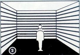 wie man die proportionen des raumes beeinflusst. Black Bedroom Furniture Sets. Home Design Ideas
